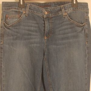 Tommy Hilfiger Freedom Boot Jeans Size 14R